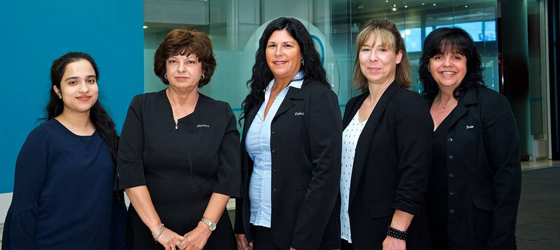 Clinique Dentaire Champlain administrative assistants